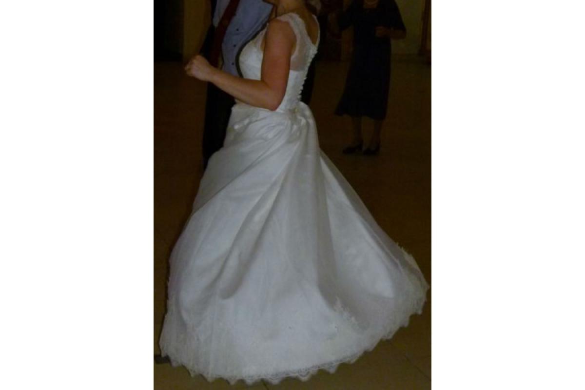 Suknia ślubna Fondea rozm. 36