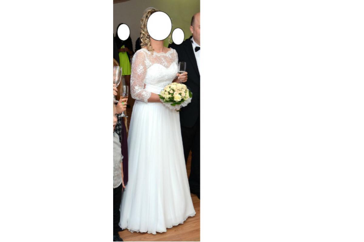 Do sprzedania przepiękna suknia ślubna marki SUSAN HOOWARD model Emily