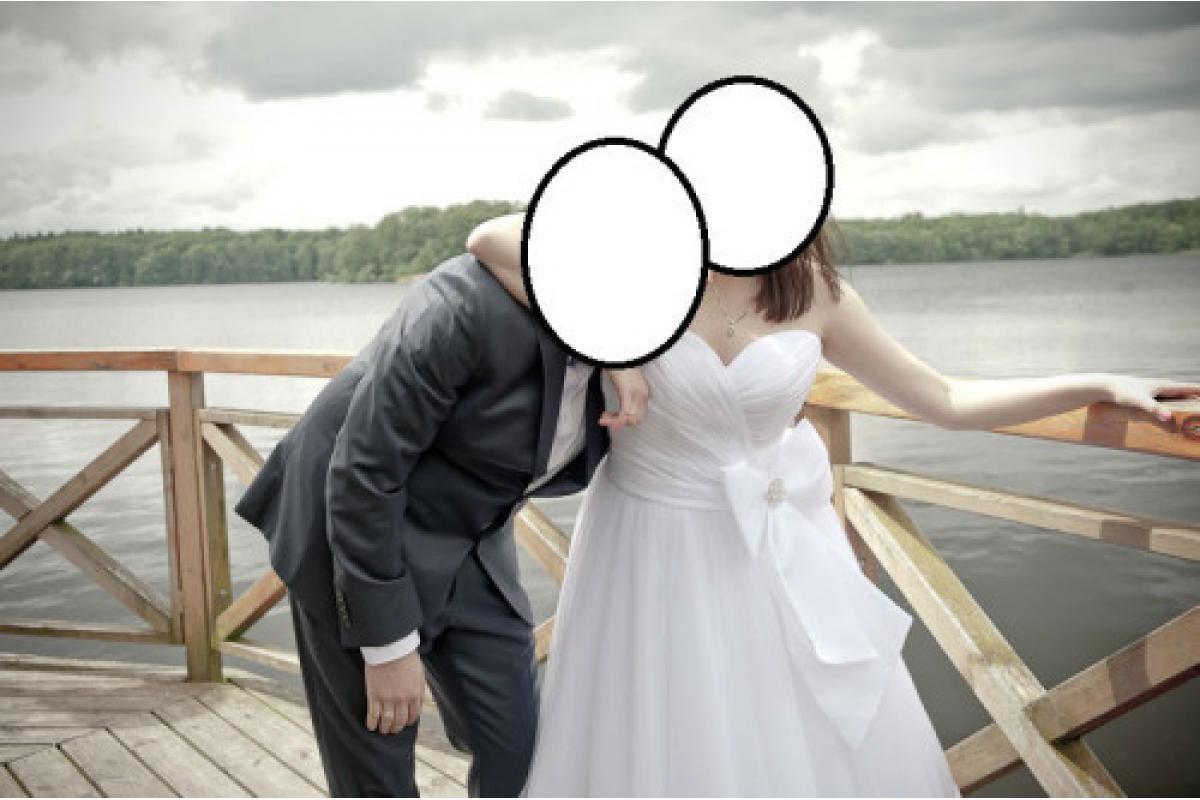 Suknia ślubna Sposabella 811. Okazja!