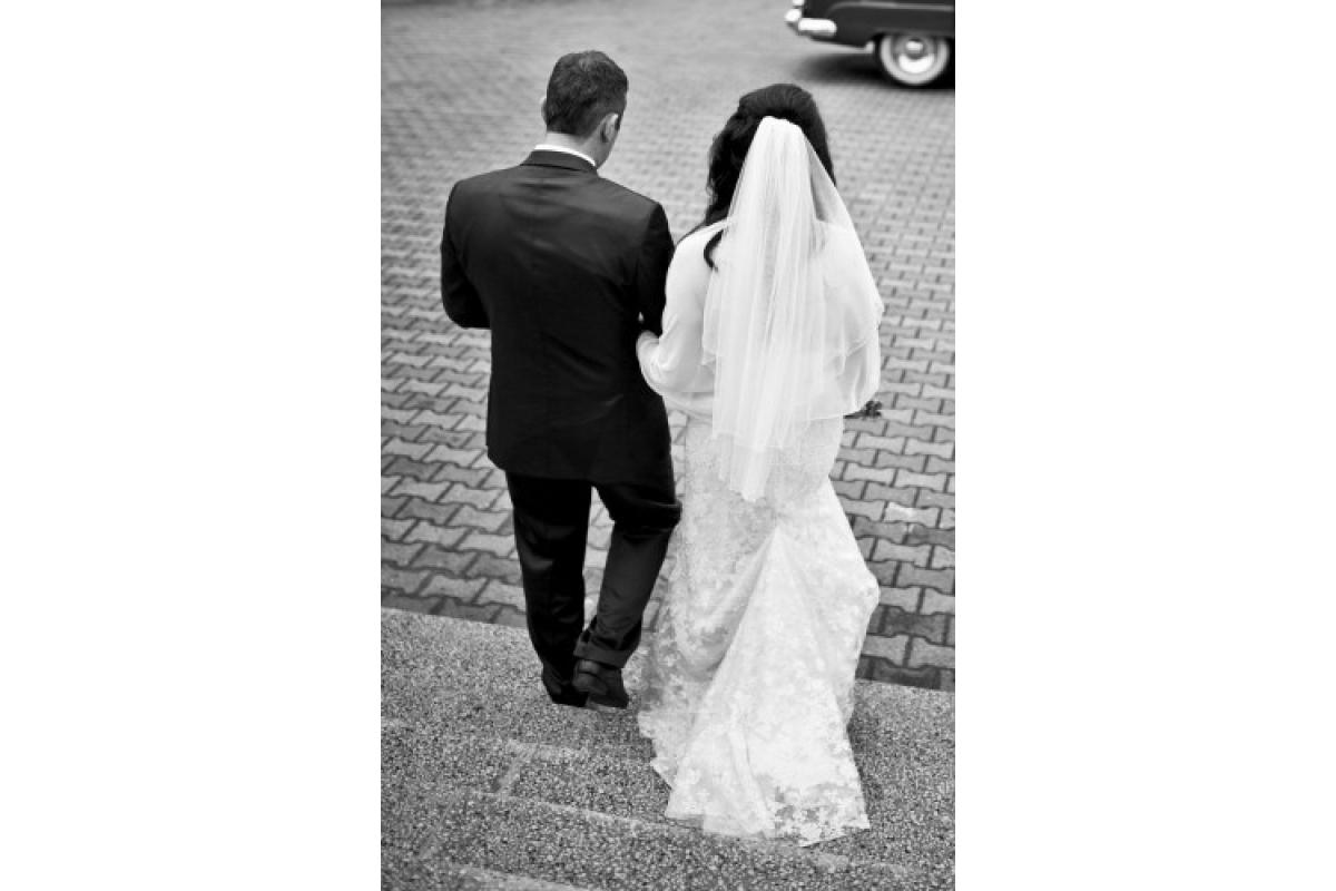 Suknia ślubna okazja CYMBELINE  PARIS GALANTE Kolekcja 2013 r.