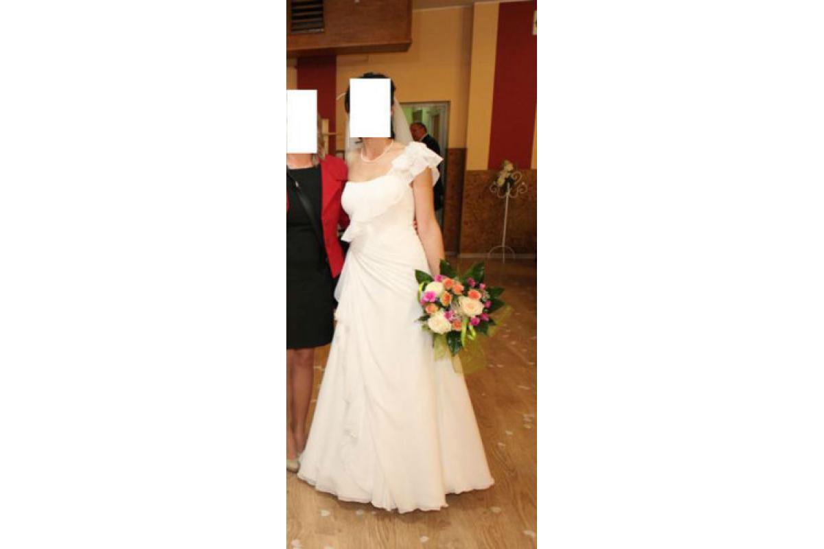 Suknia ślubna Karen, rozmiar 38