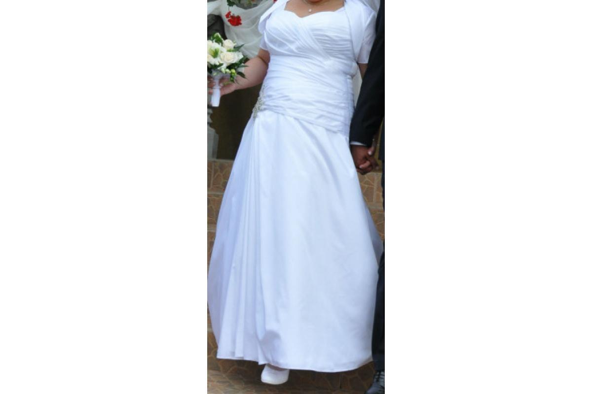 duża suknia