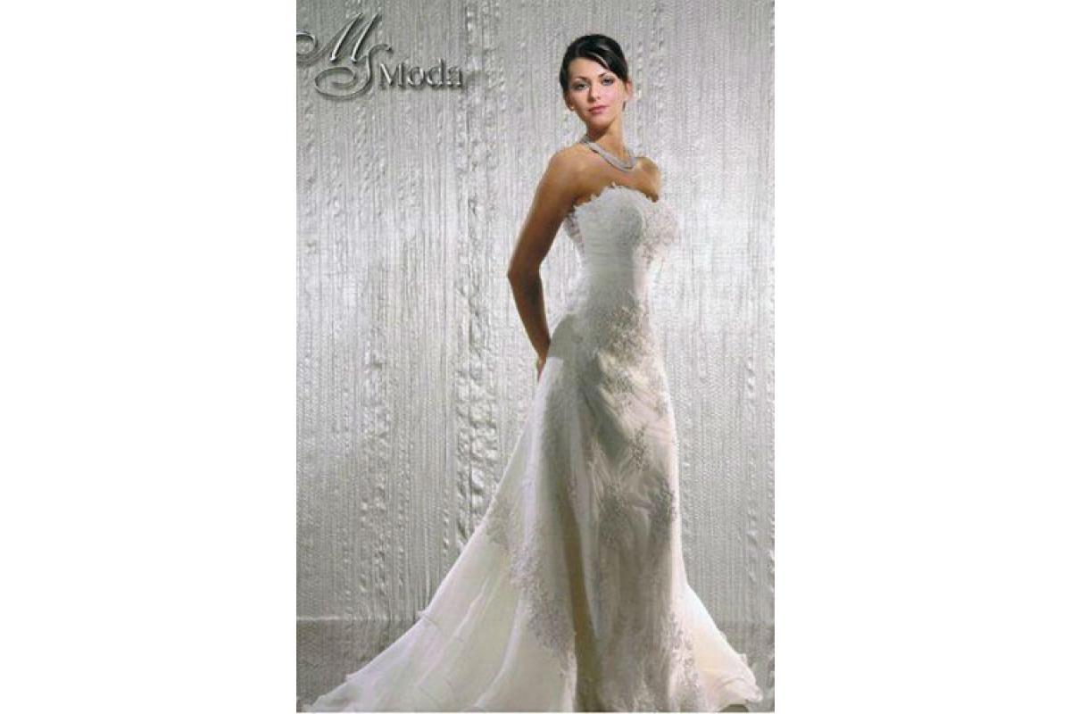 Suknia Melody MS Moda biała