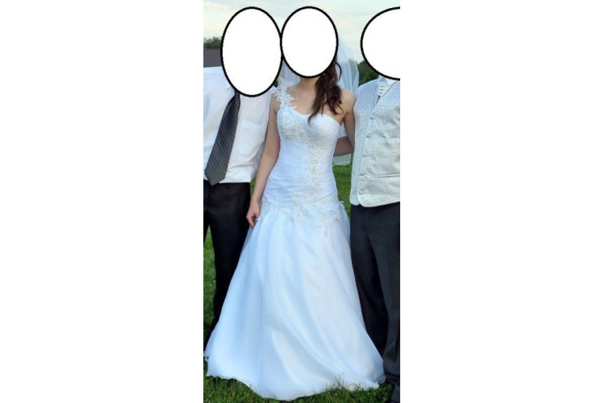 Suknia Ślubna Fulara&Żywczyk wart.4700+gratisy