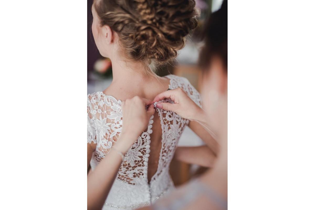 Suknia ślubna SKY od Afrodyta