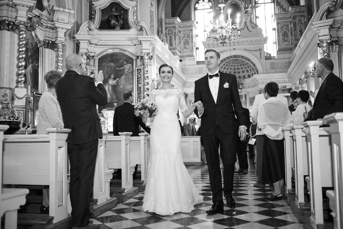 Piękna, elegancka suknia ślubna 2017 + 2 dodatkowe suknie xs s 34 36