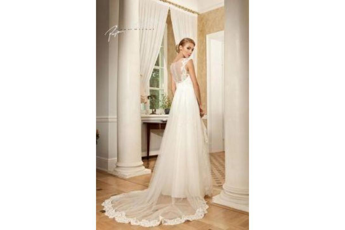 Suknia ślubna Papa Michael Kirun 36 cudowna!!