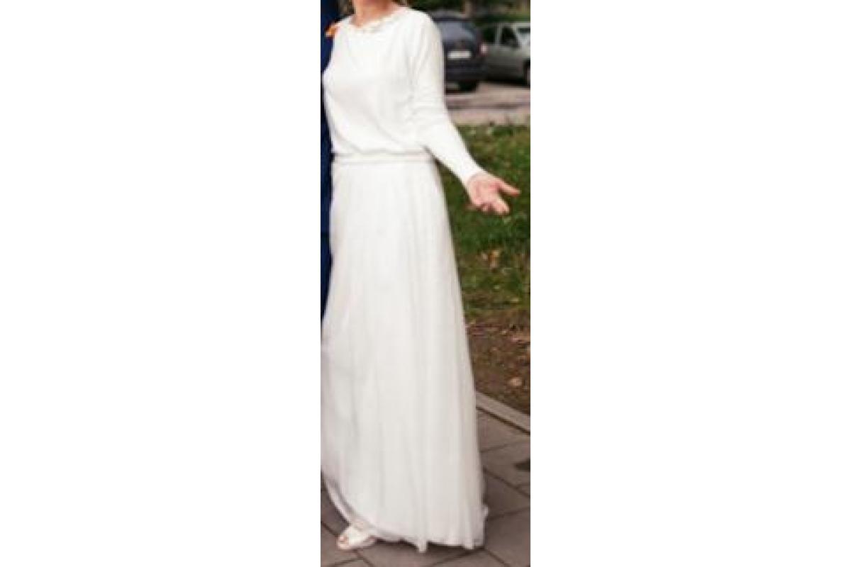 Sprzedam suknie w stylu rustykalnym