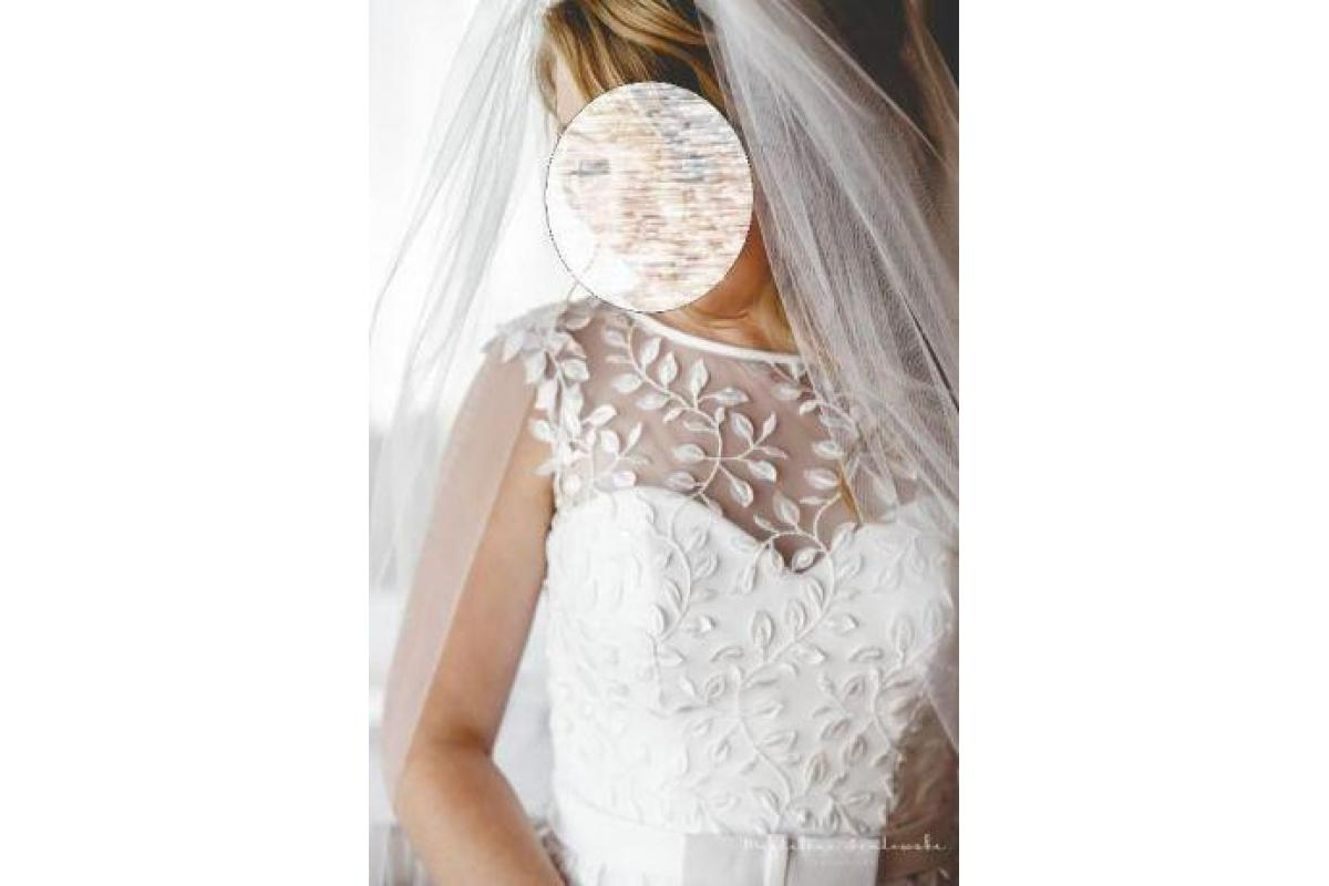 Suknia ślubna AGNES, Kęty