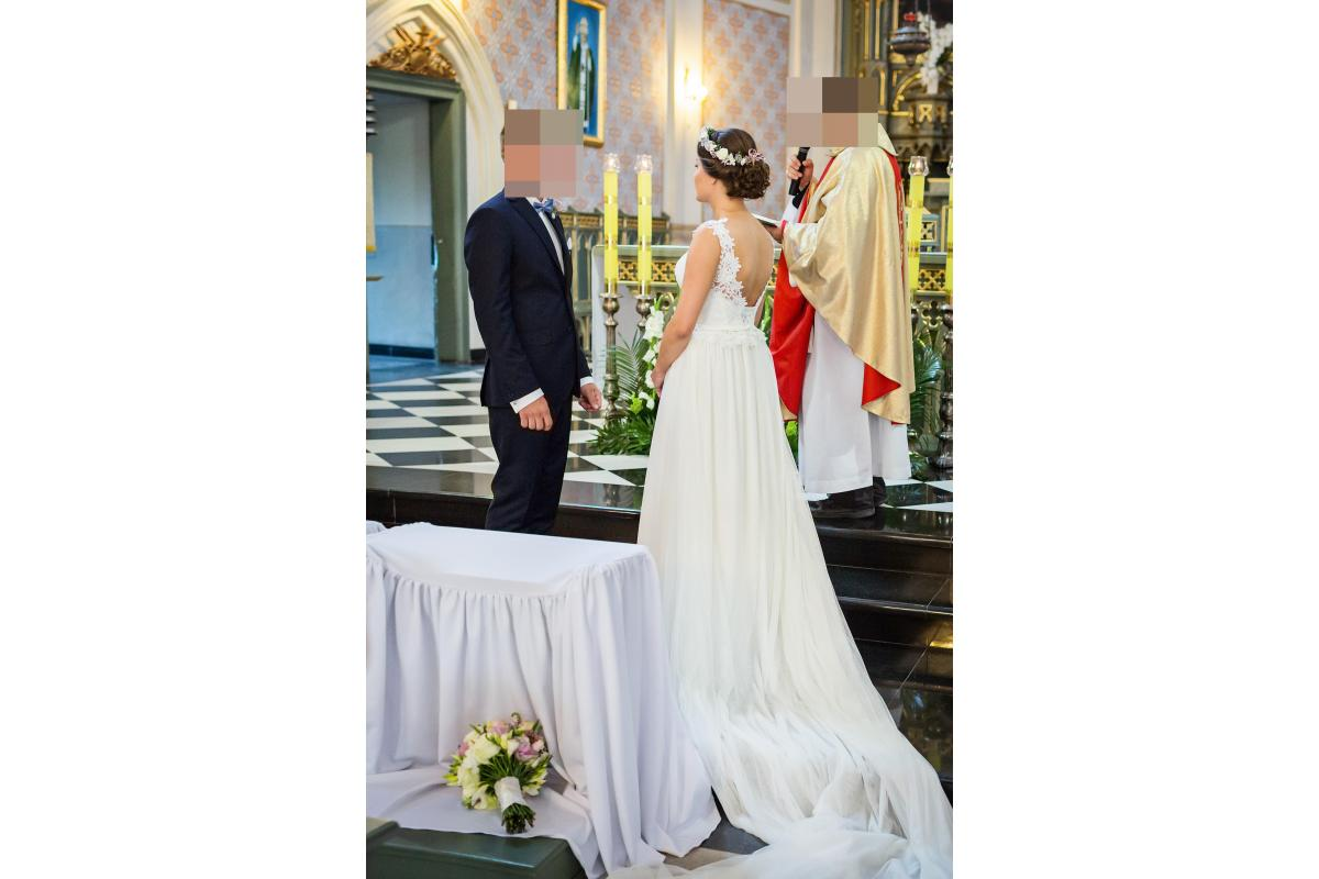 Suknia Ślubna Dhalmira
