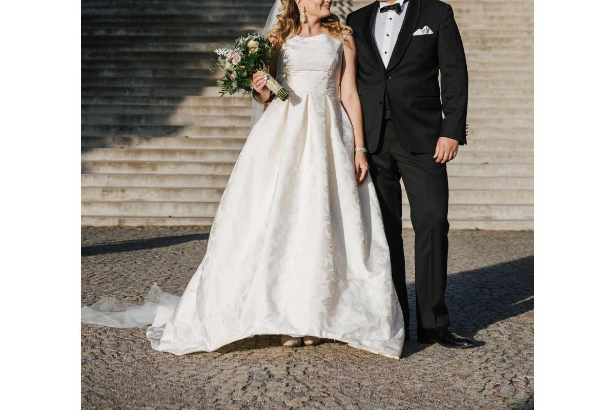 suknia ślubna victoria soprano rozm. 40