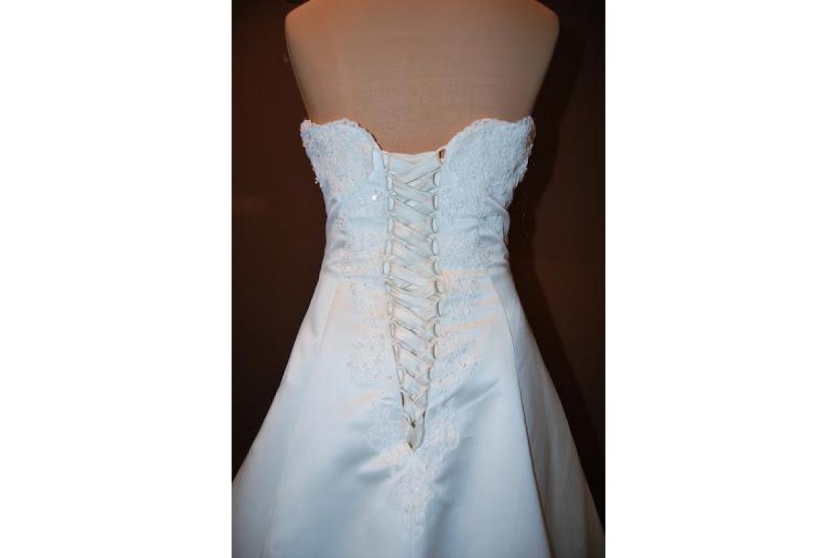 Suknia ślubna ecru rozmiar 36 Atelier Diagonal
