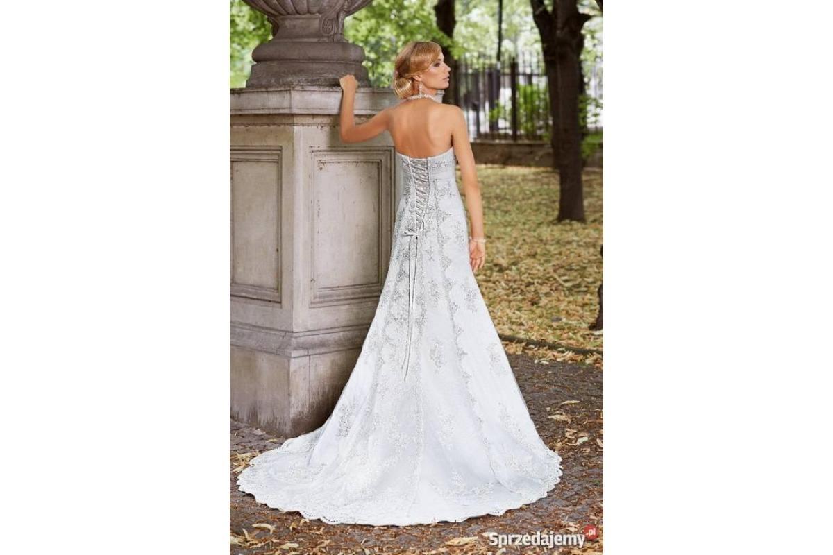 suknia ślubna annais almond rozm. 38