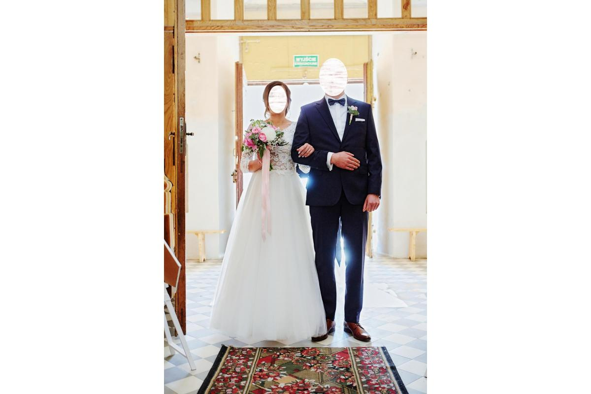 Suknia Ślubna AMOR