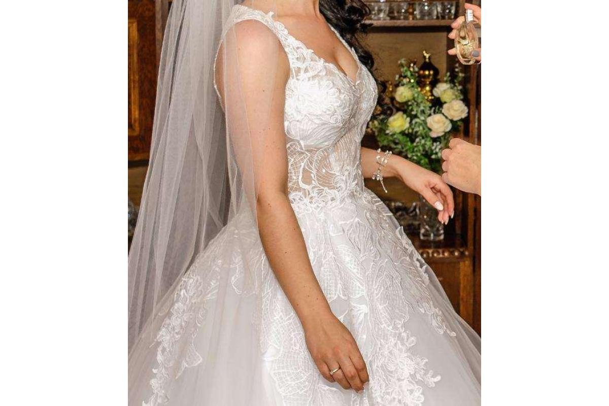 Suknia ślubna agora 17-46