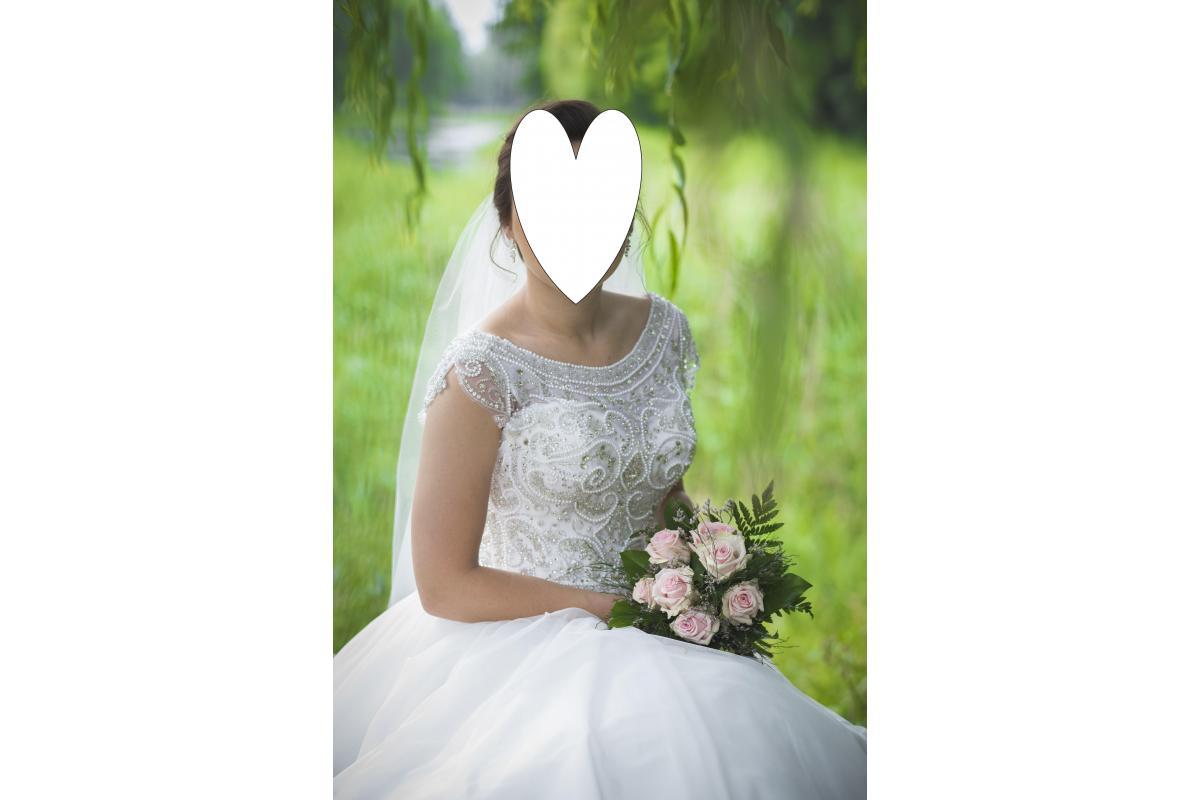 Suknia Ślubna Rossa Susan Hooward