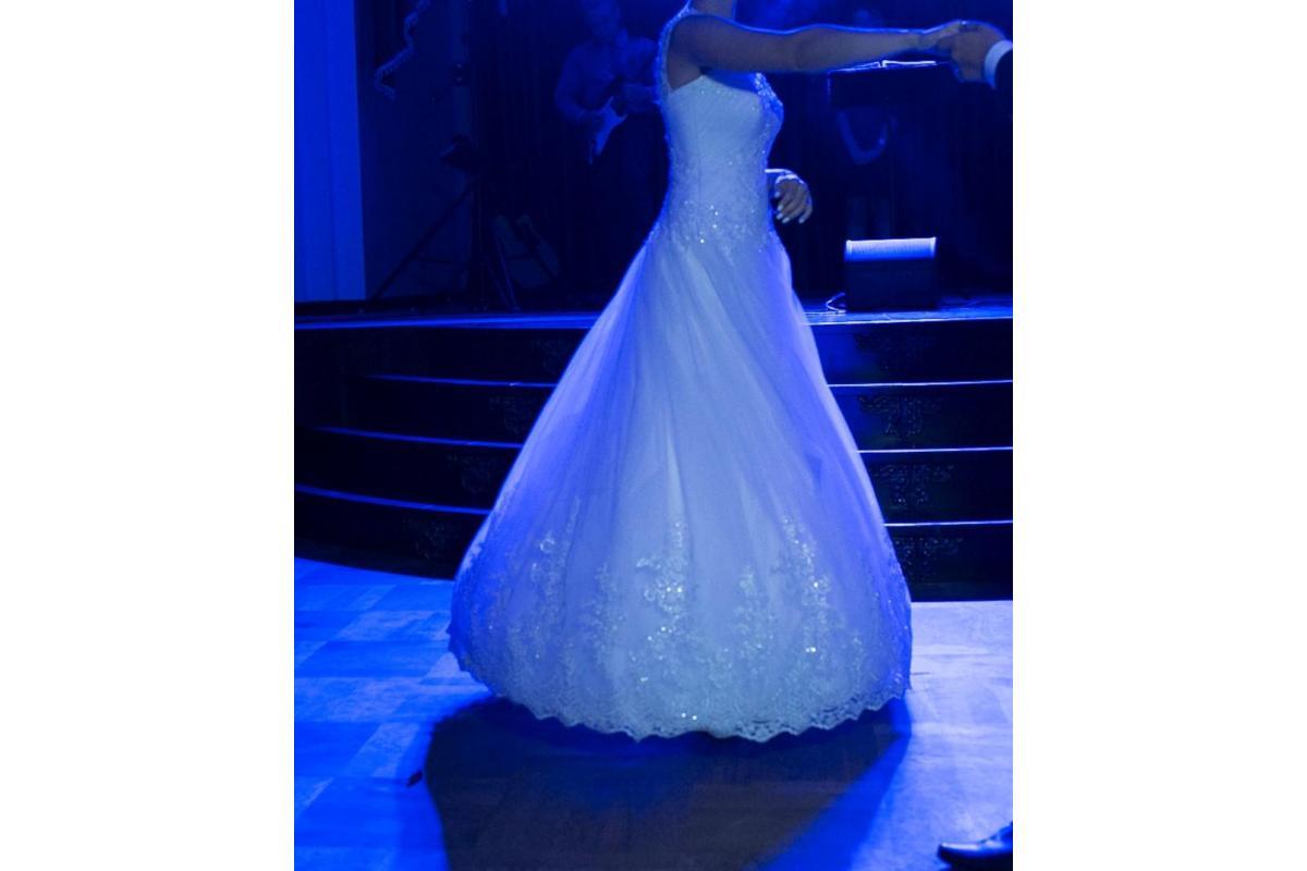 Suknia ślubna TINA