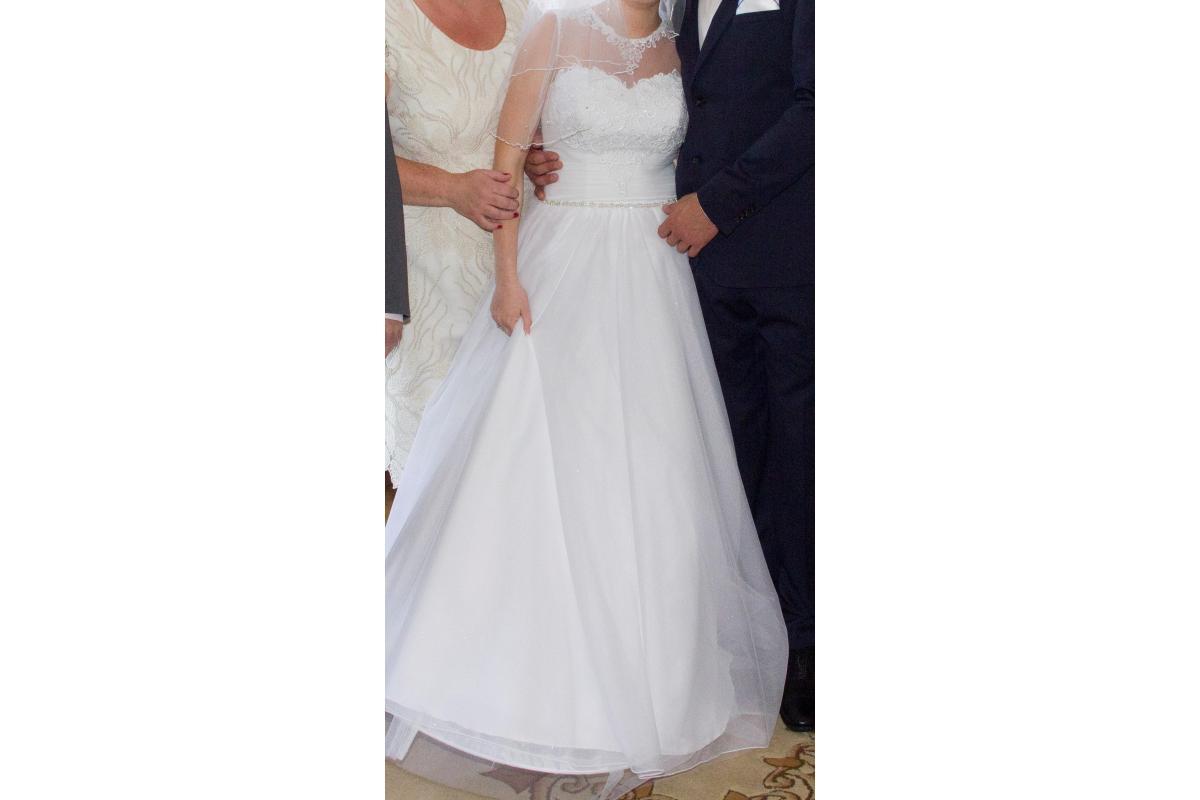Sprzedam suknię ślubną TANIO !!!