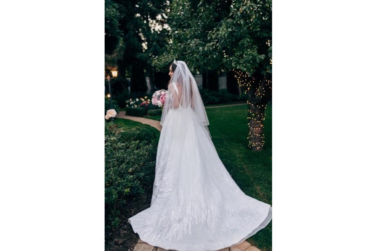 Suknia ślubna ! Jedyna w swoim rodzaju !