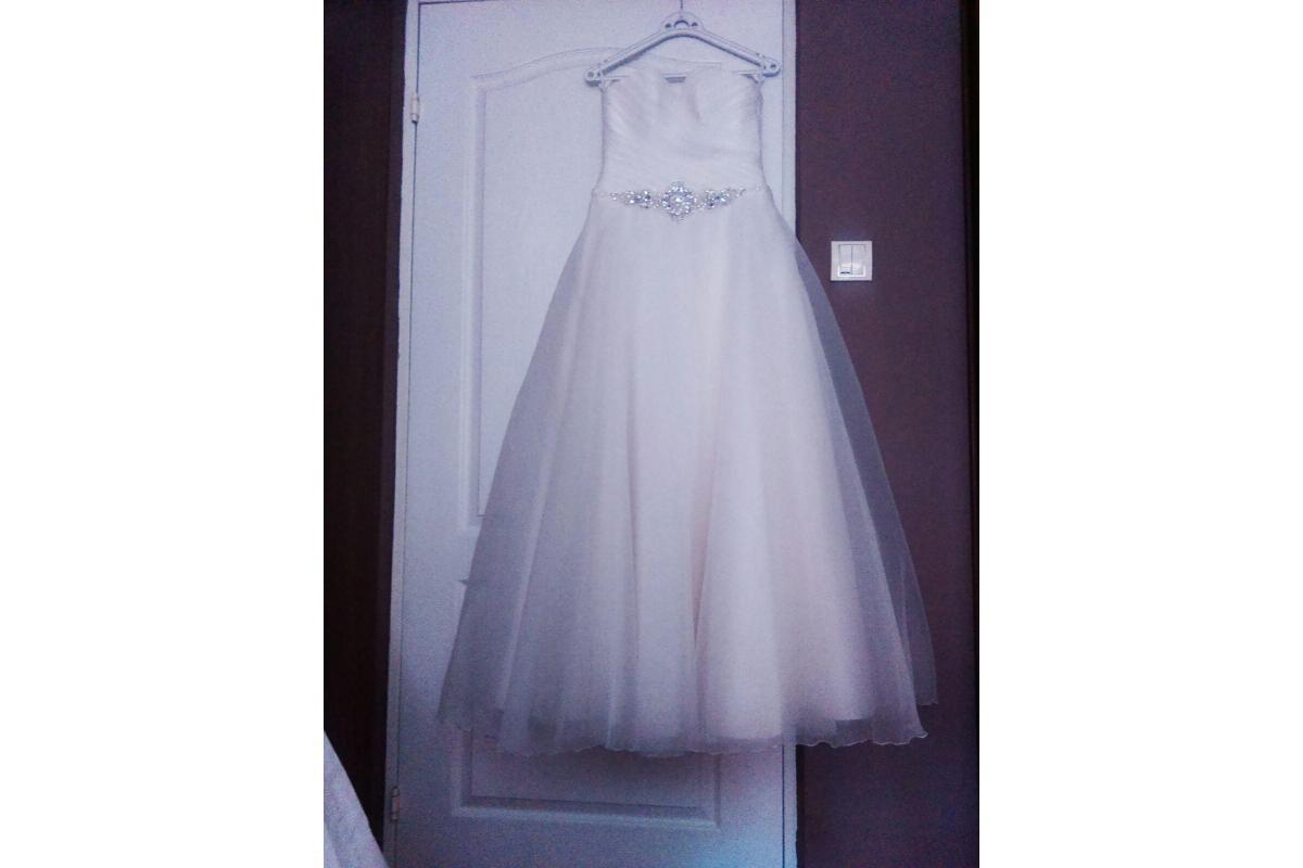 Suknia Ślubna zakupiona w Poznaniu w Salonie Visual Chris