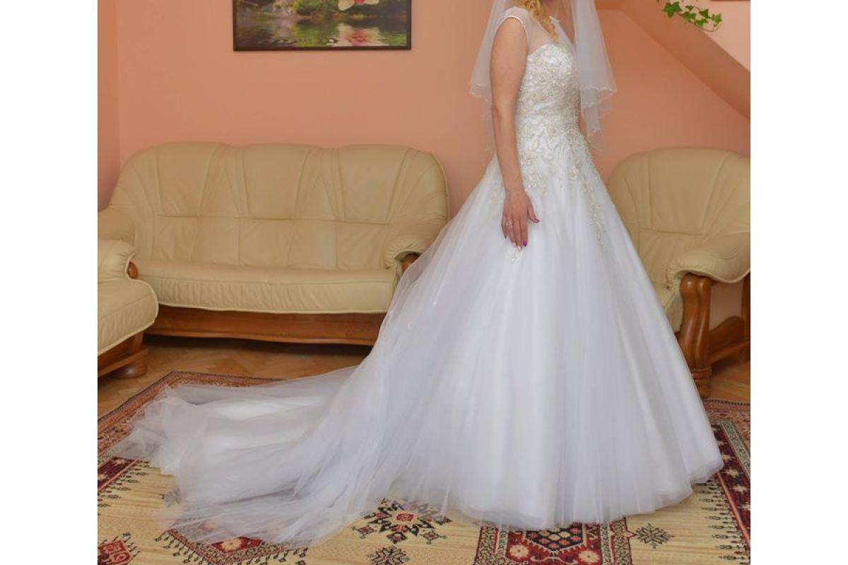 Suknia ślubna Mori Lee 2017
