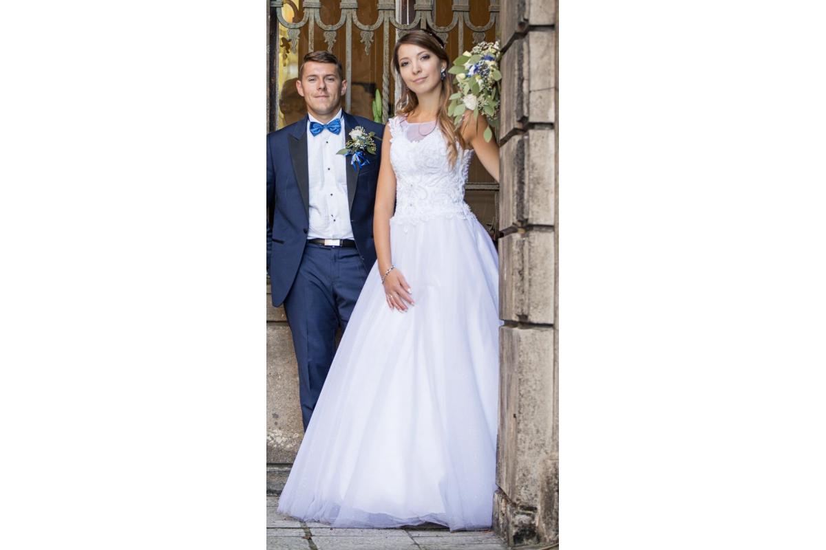 Suknia ślubna Anastazja Sophie Mariage