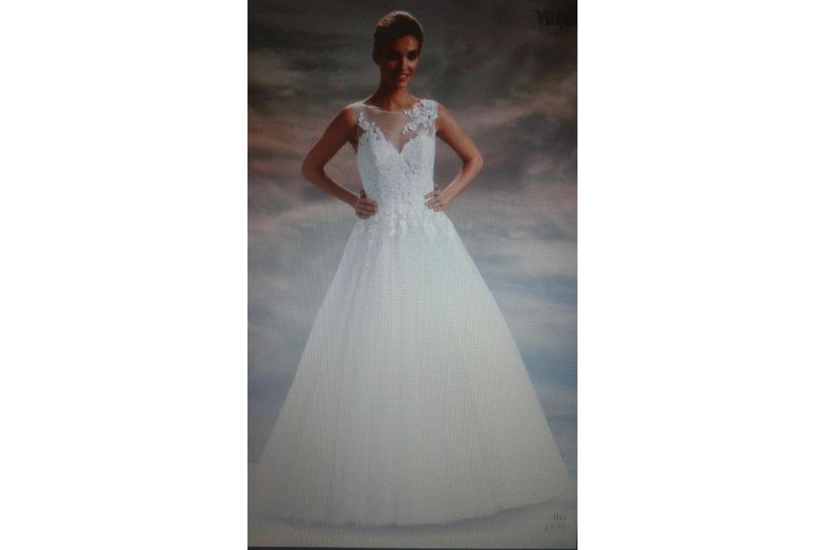 Suknia ślubna Paryżanka