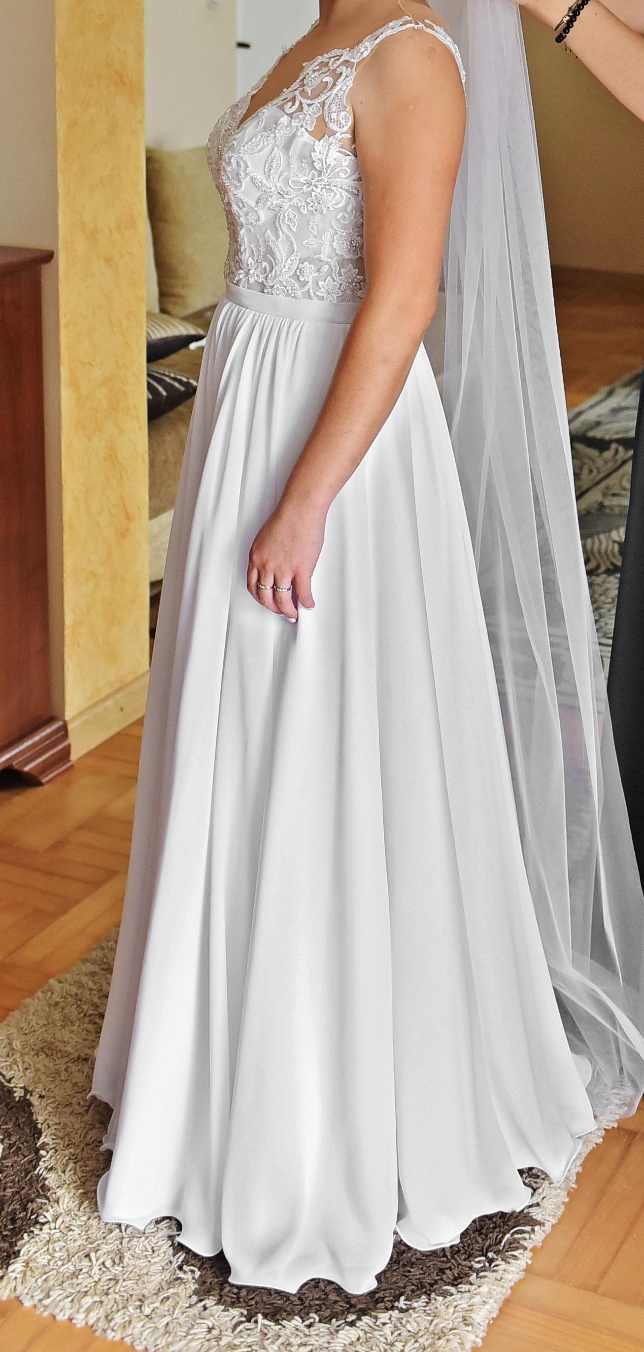 Sprzedam Suknię ślubną Model Fantazja Dydnia Komis ślubny Komis