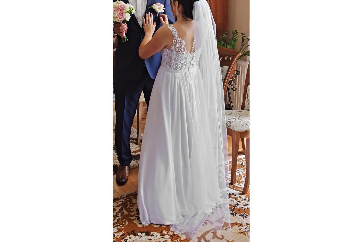 Sprzedam Suknię Ślubną MODEL FANTAZJA