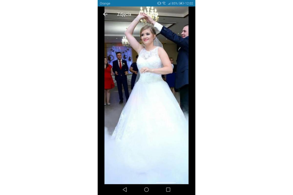Suknia ślubna kolekcja 2017