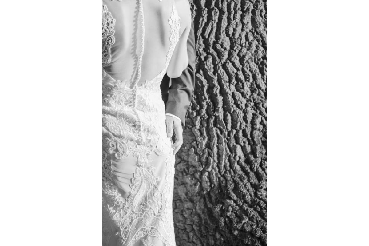 Suknia ślubna Yolan Cris Vilamari r.34-36 + welon