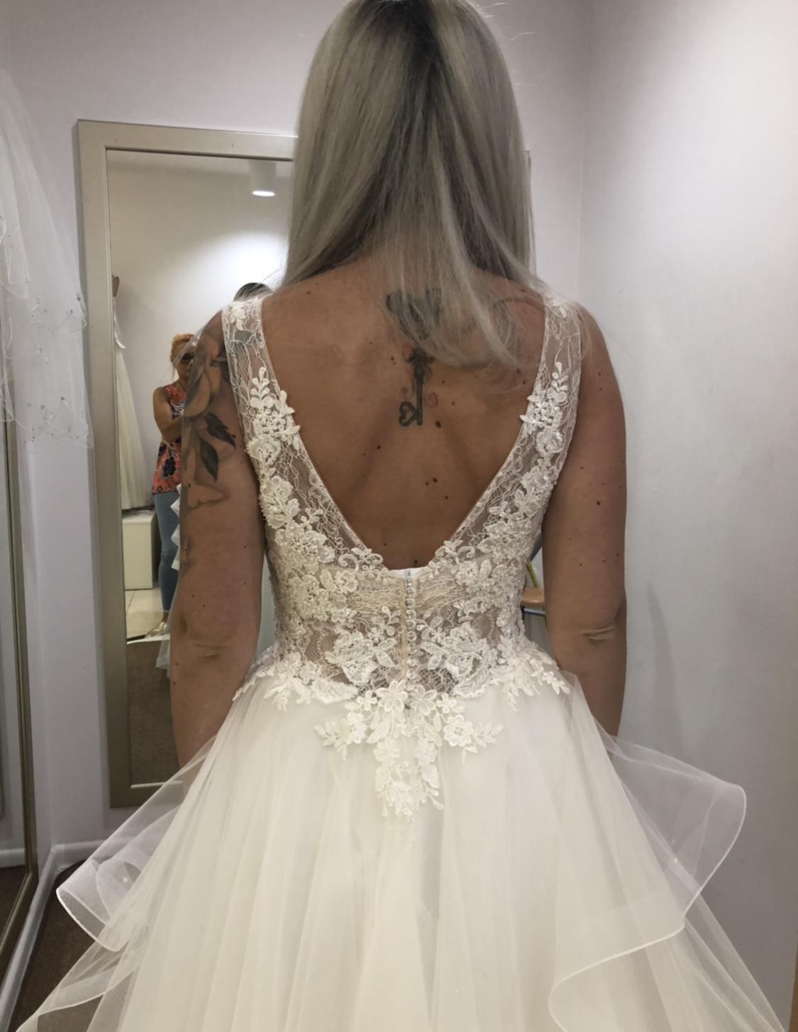 Suknia ślubna Ms Moda Bytom Komis ślubny Komis Sukien ślubnych