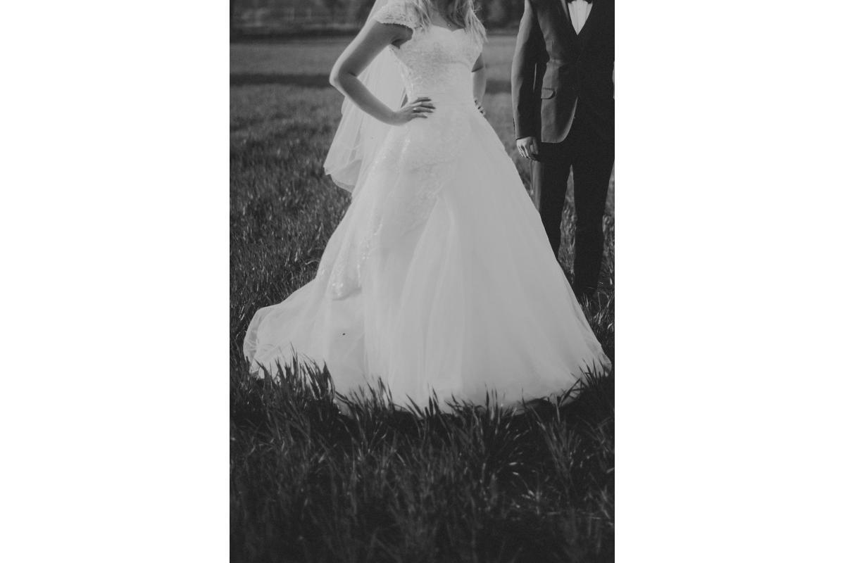 Suknia ślubna. Przepiękna !!!