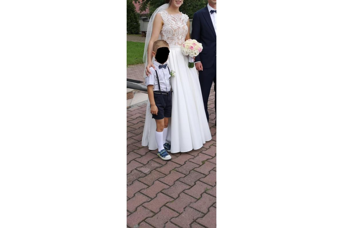 Suknia Ślubna LANESTA - ONYX
