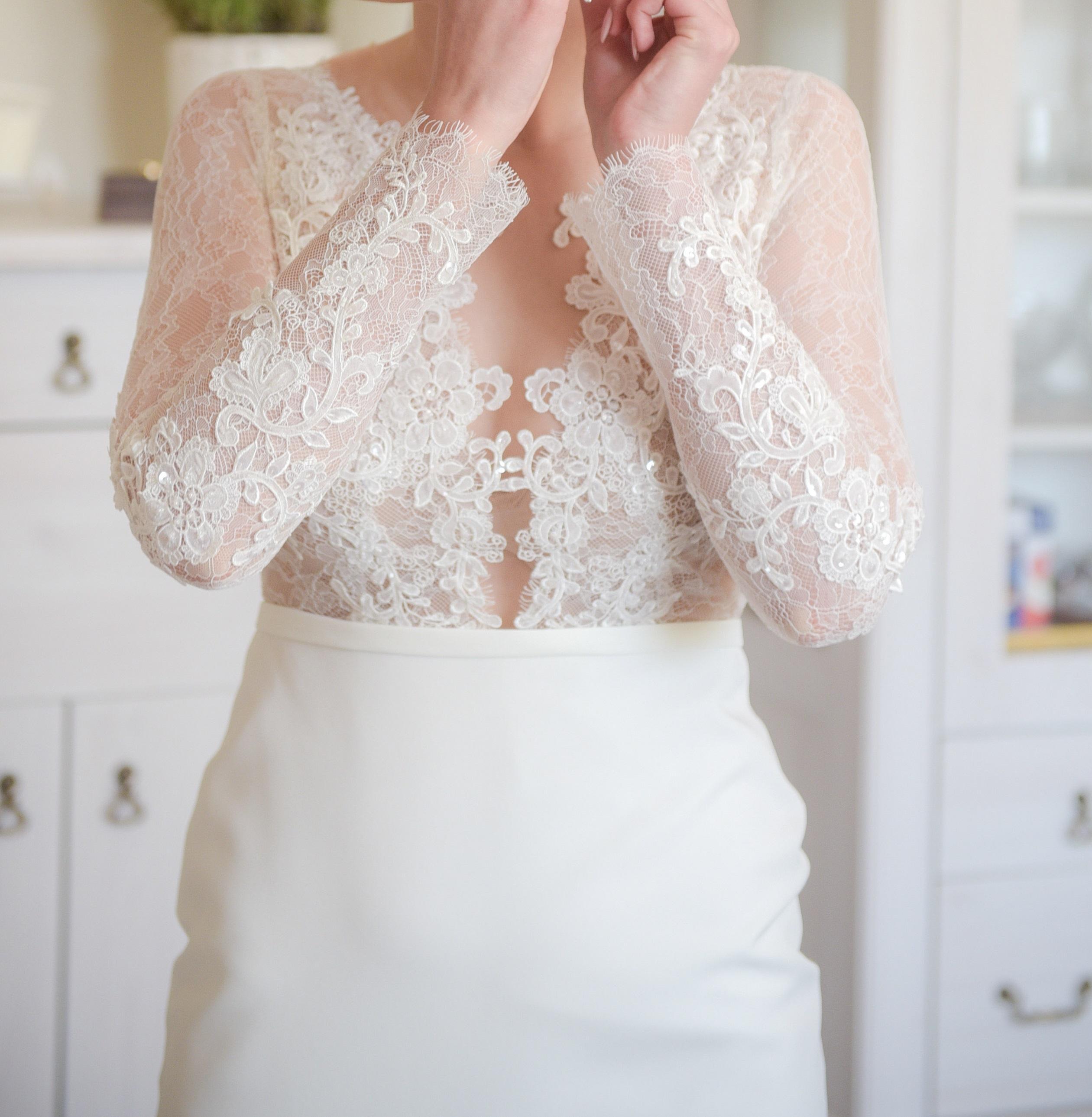922e76a8c9 Sprzedam suknię ślubną z atelier Agnieszki Światły Suknie ślubne. Żmigród