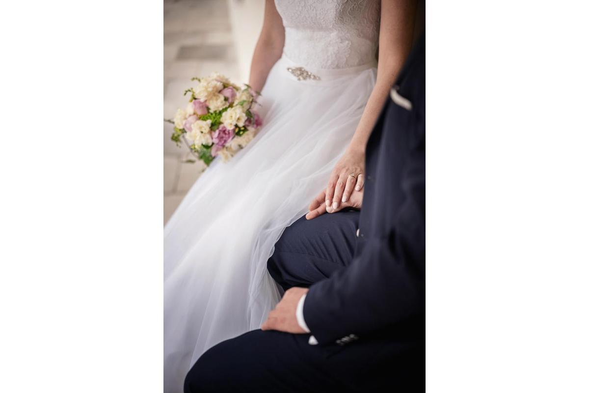 Mam do sprzedania sukienkę ślubną