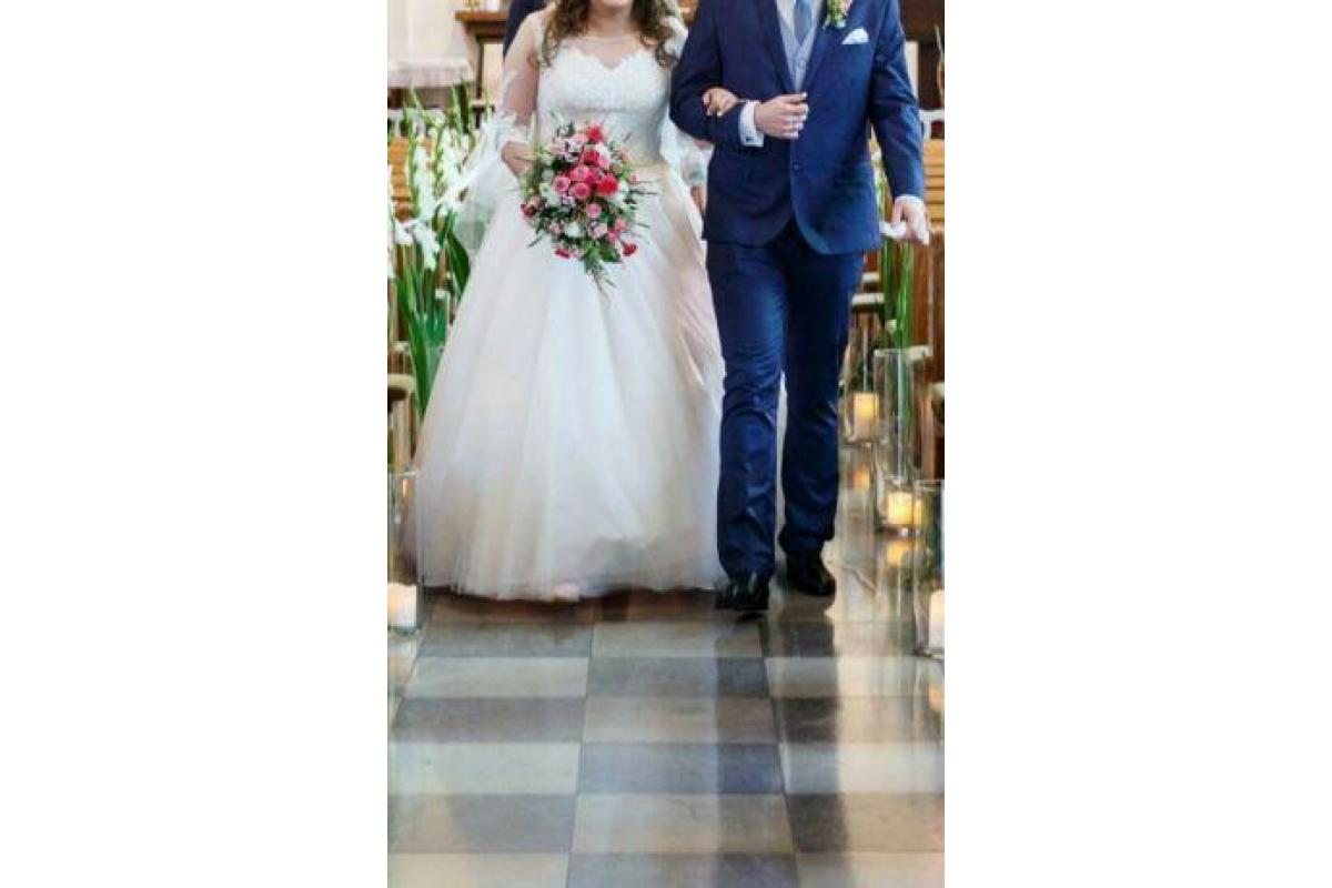 suknia ślubna La Perla Sposa