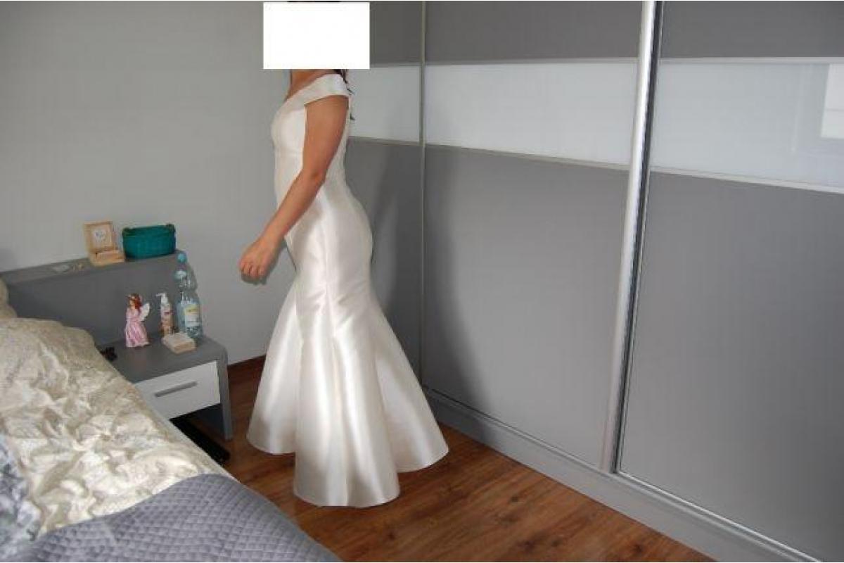 Suknia na ślub cywilny al'a Megan