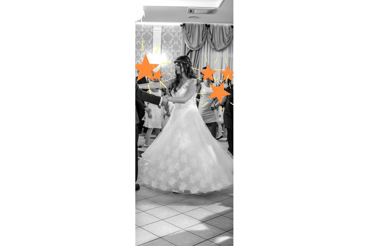 Suknia ślubna Laurelle model Dalia rozmiar 42