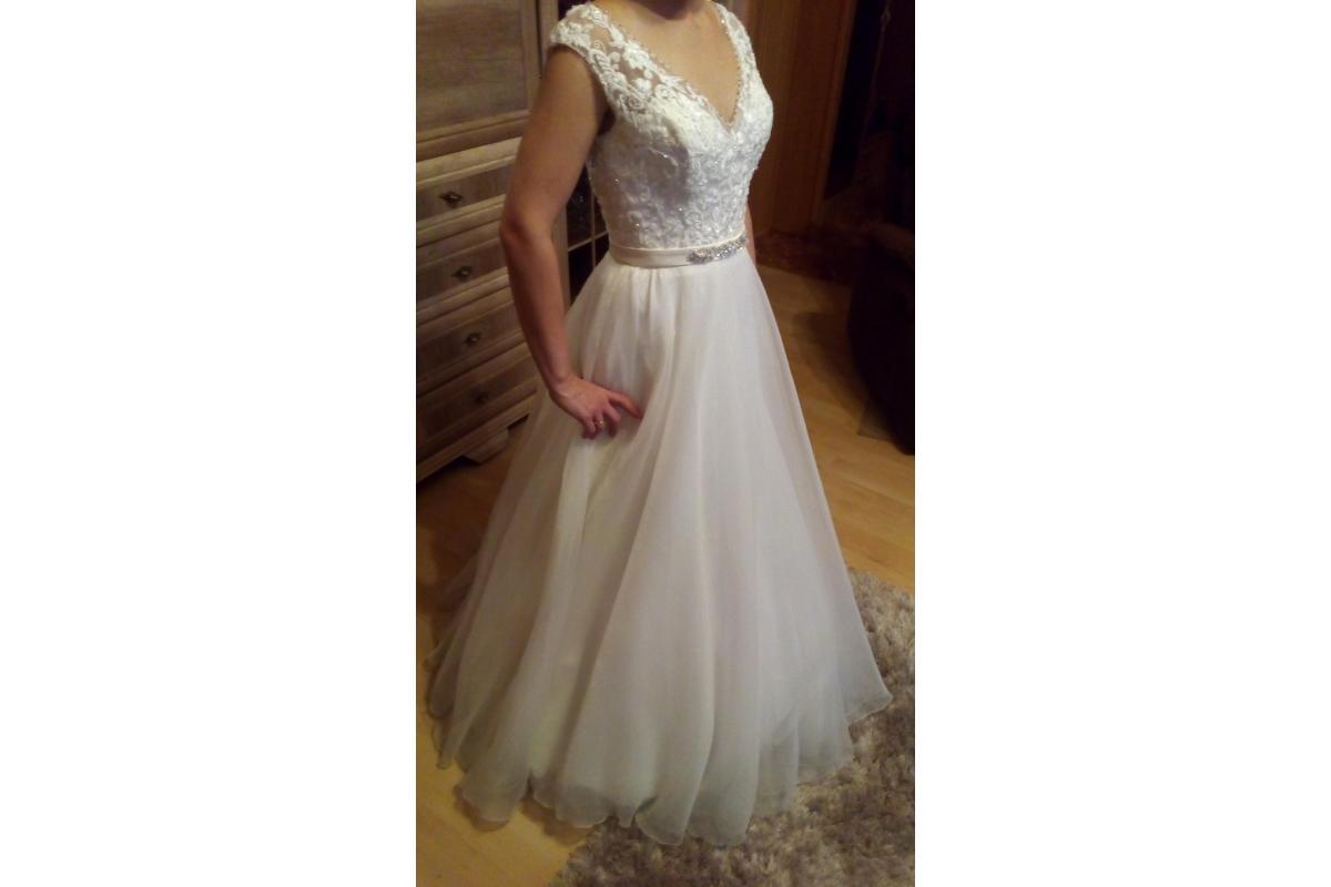 Suknia ślubna Mori Lee model 6836