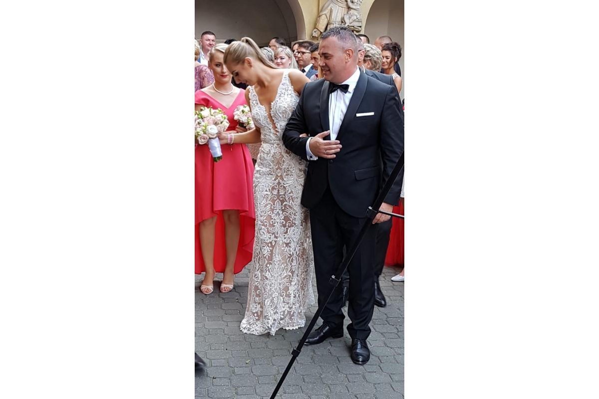 Suknia ślubna Atelier Renata Potrzeba