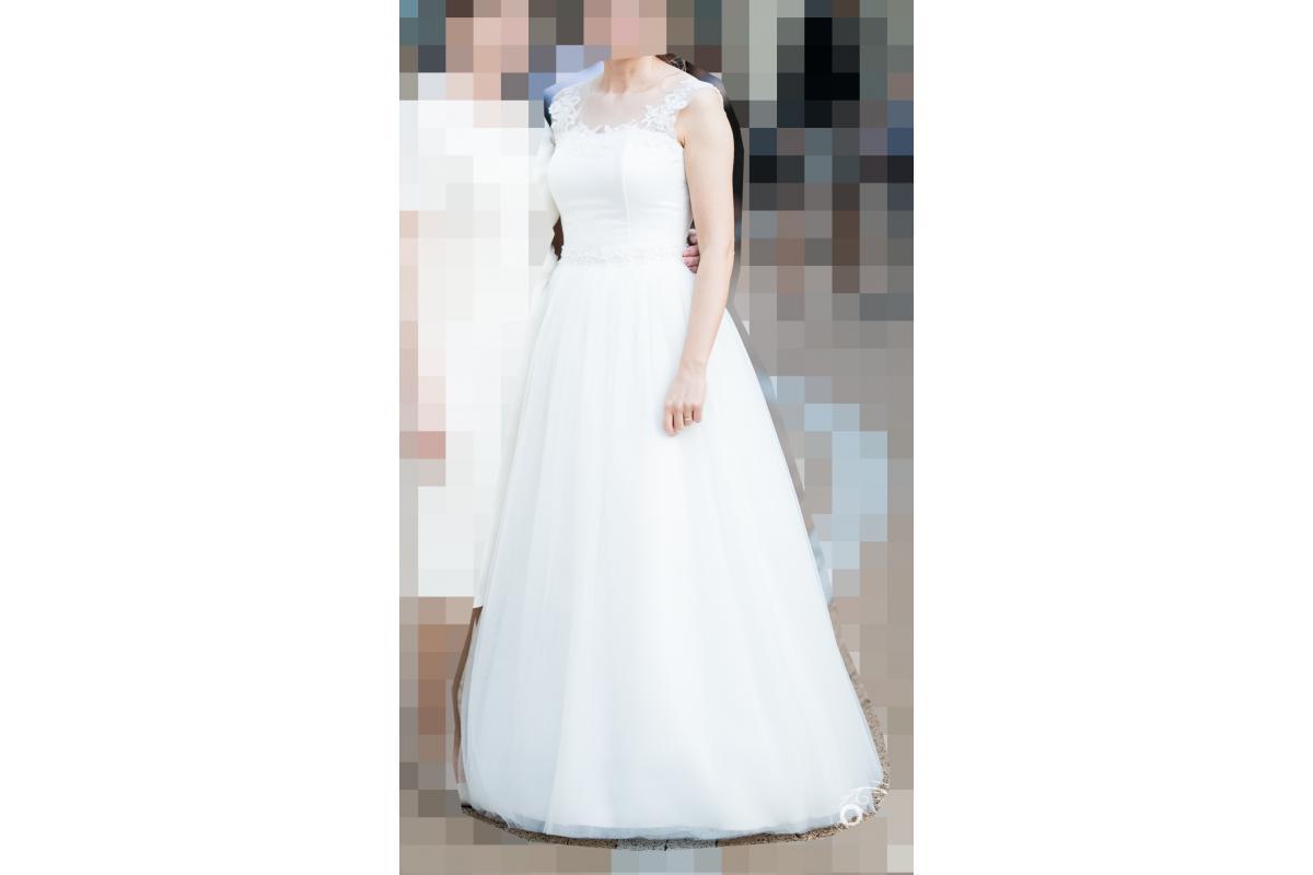 Sprzedam lekką suknię ślubną