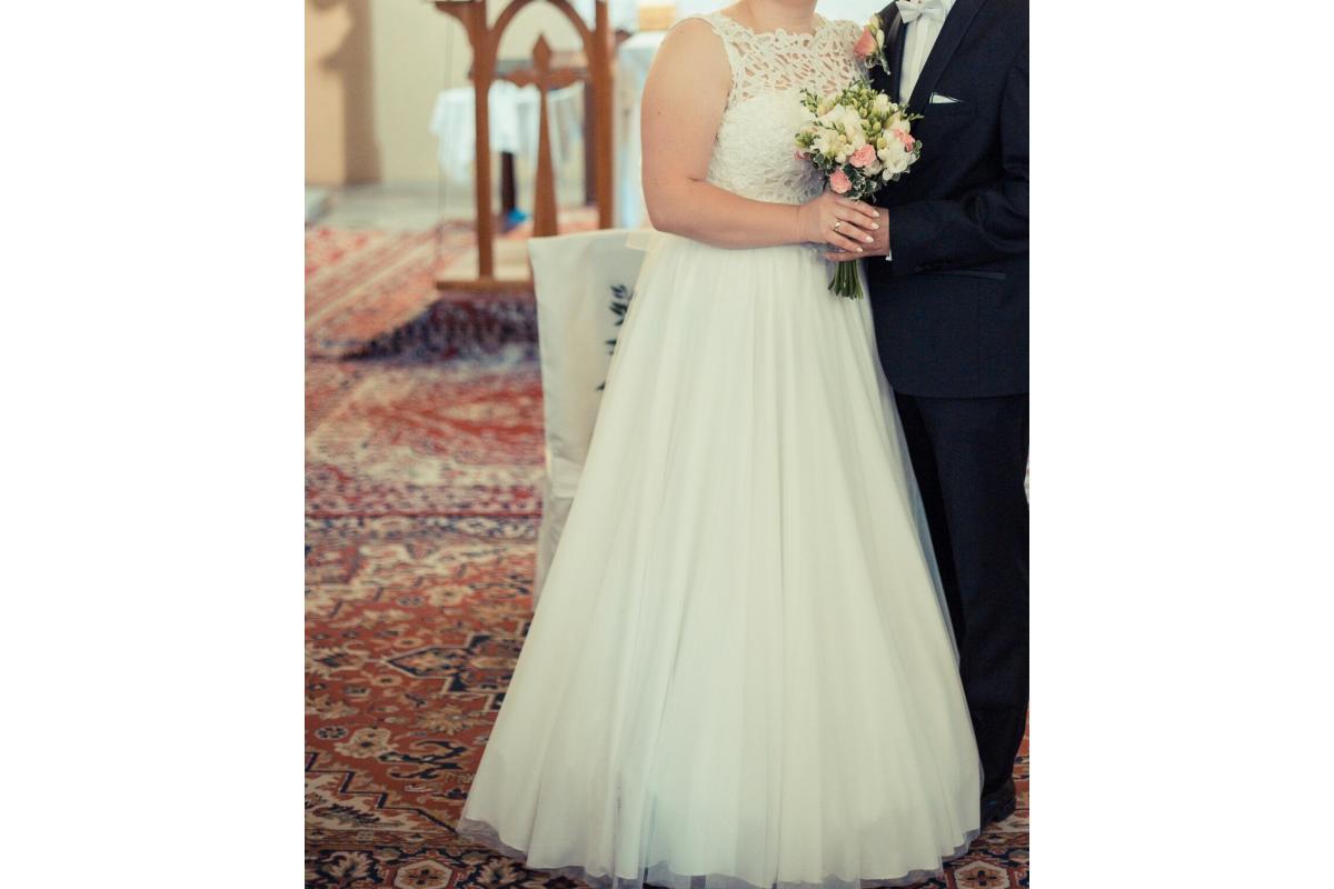 Suknia ślubna Damasco