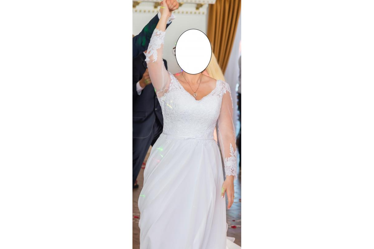 Suknia ślubna 44-46