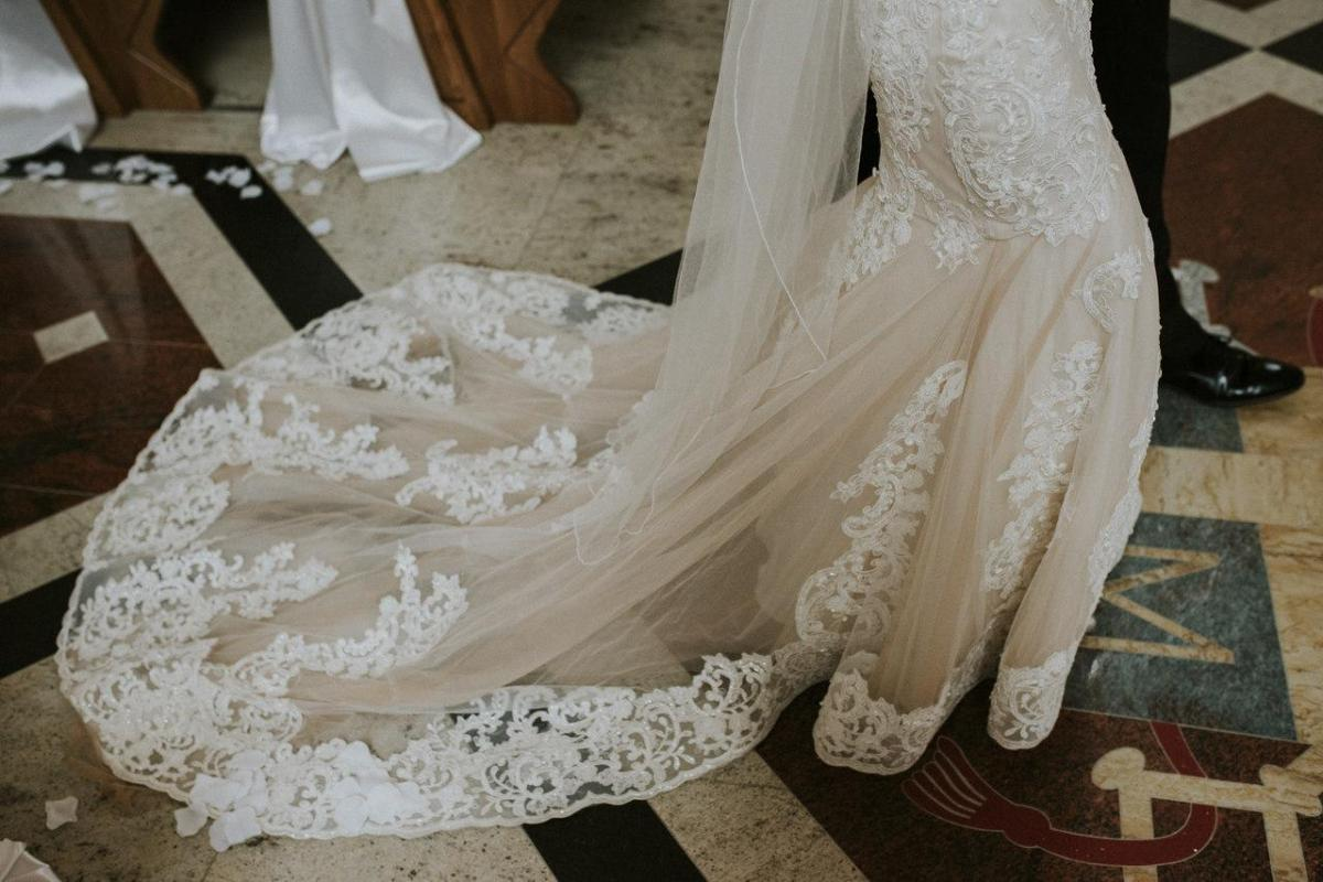 Suknia ślubna Madonna Milla Nova - Polin z kolekcji 2019