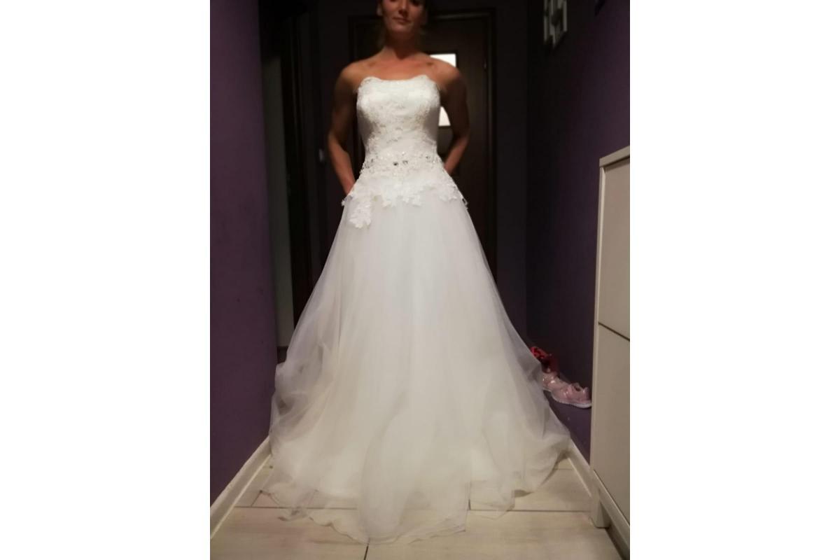Suknia ślubna Juliarose