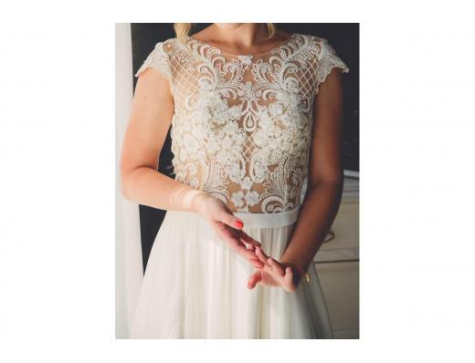 suknia od ...