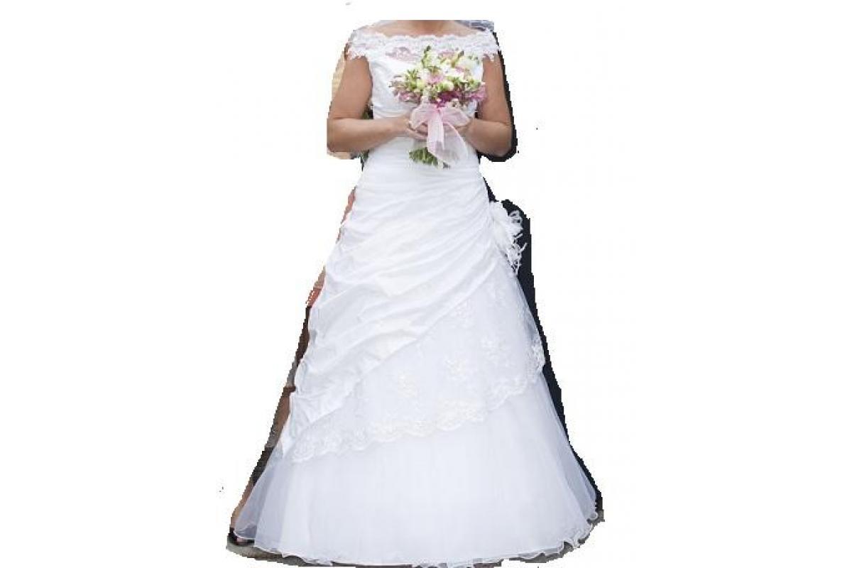 suknia ślubna s/36