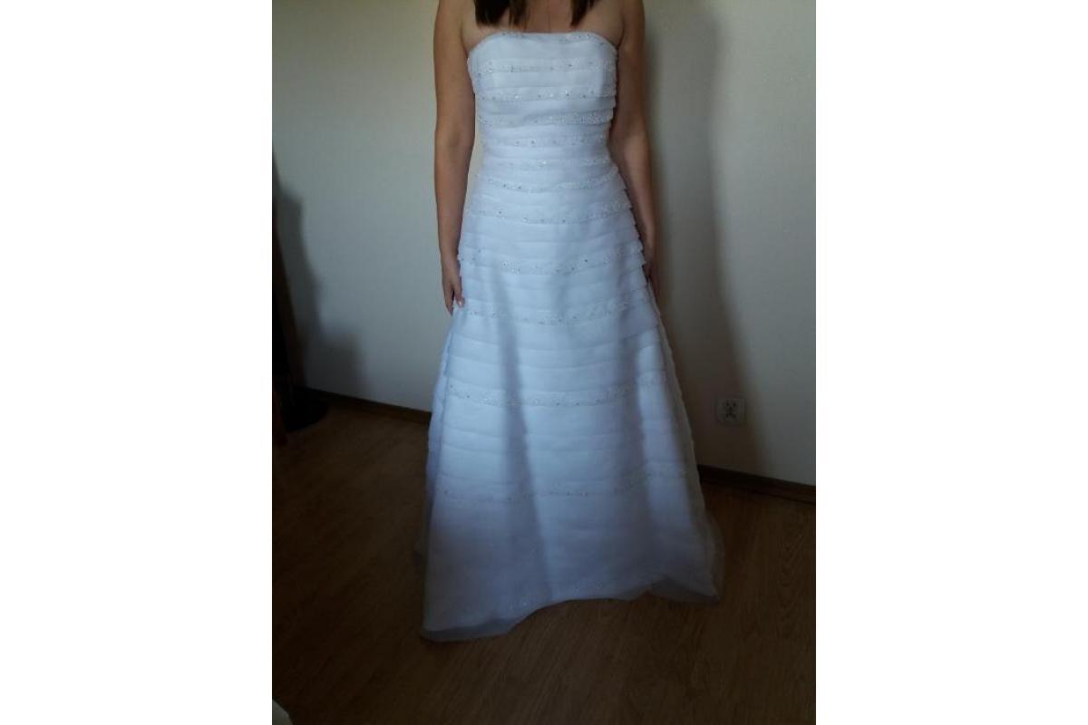 Suknia ślubna Wings