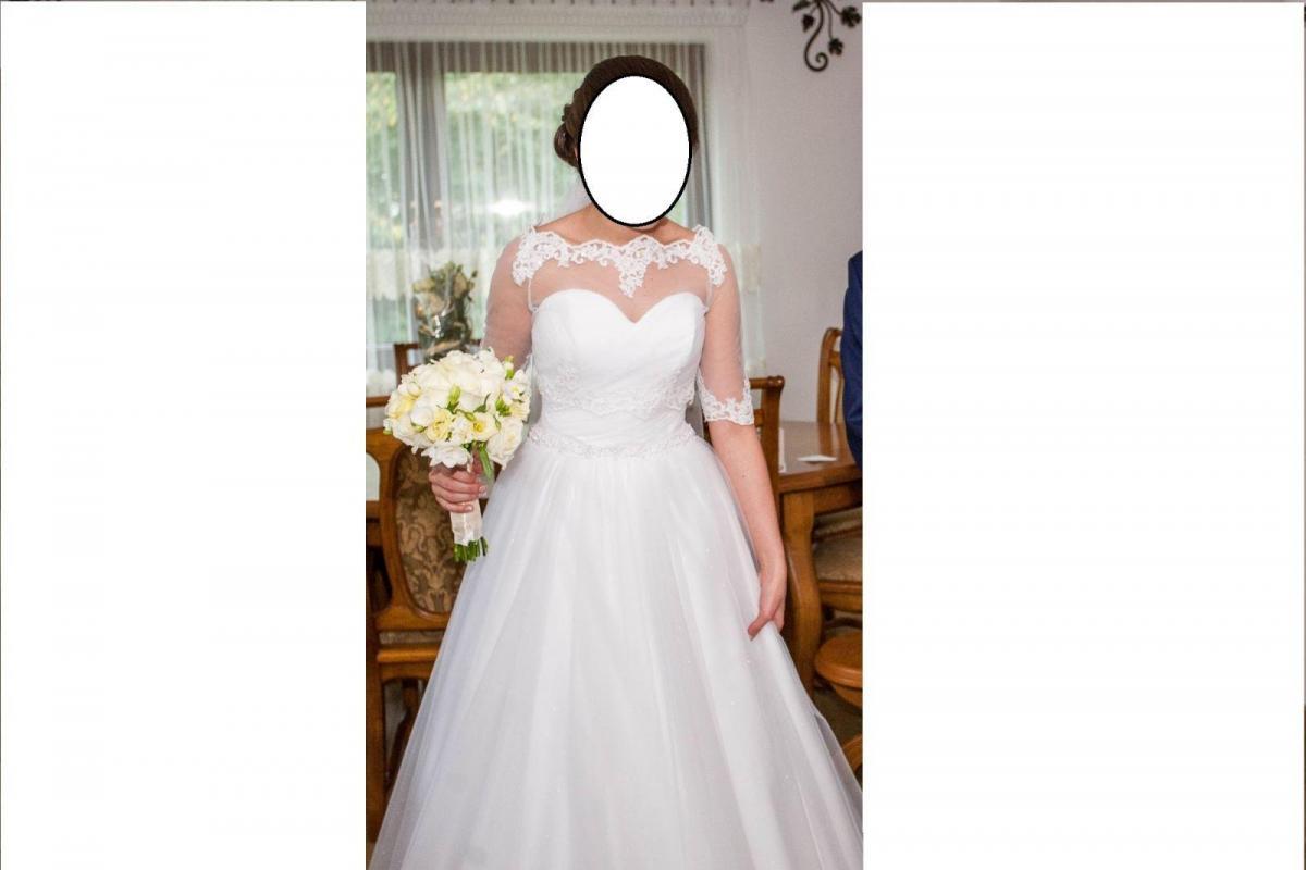 Suknia ślubna Afrodyta Columbia